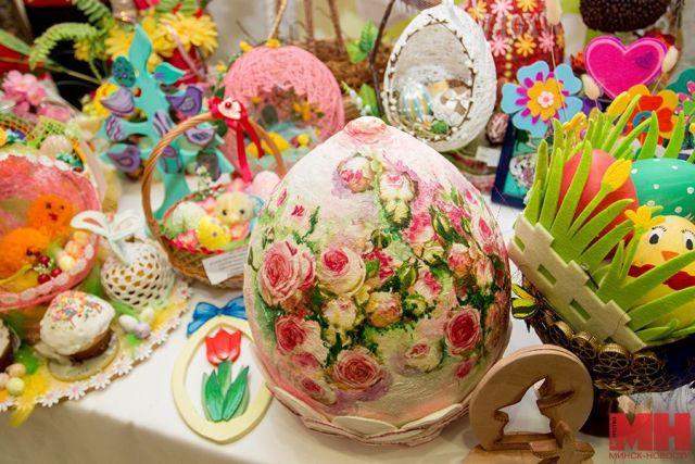 Предпасхальная ярмарка поможет ставропольцам накрыть праздничный стол