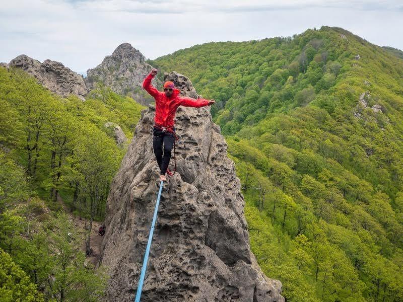 1-ый в Российской Федерации фестиваль канатоходцев проведут вКисловодске