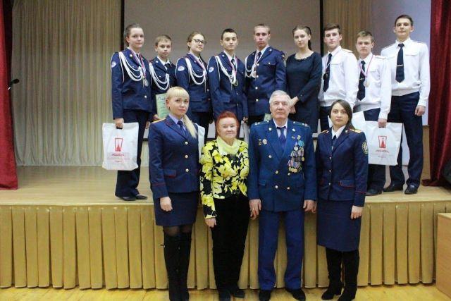 В Ставрополе выбрали лучшего кадета года