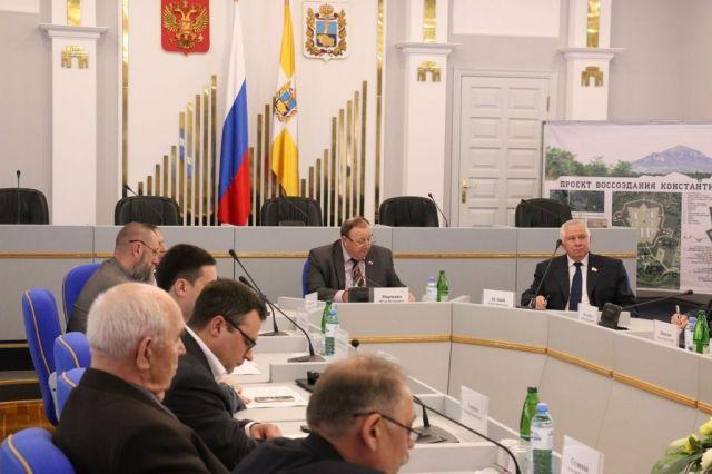 Поправки в закон позволят уравнять вправах сельские игородские казачьи общества Ставрополья