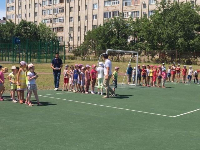 Ставропольскую детвору приглашают на спортивные игры
