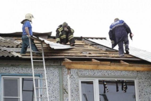 В двух районах Ставрополья ввели режим ЧС из-за сильного ветра
