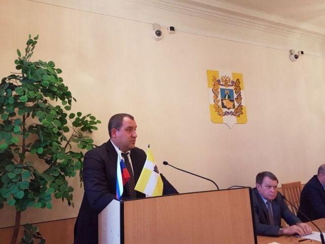 Главой Минераловодского округа избран Сергей Перцев
