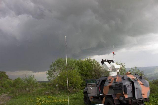 Противоградовые установки приводят в «боевую» готовность на Ставрополье