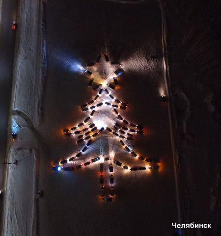 Ставрополь готовится «зажечь» новогоднюю автомобильную ёлочку