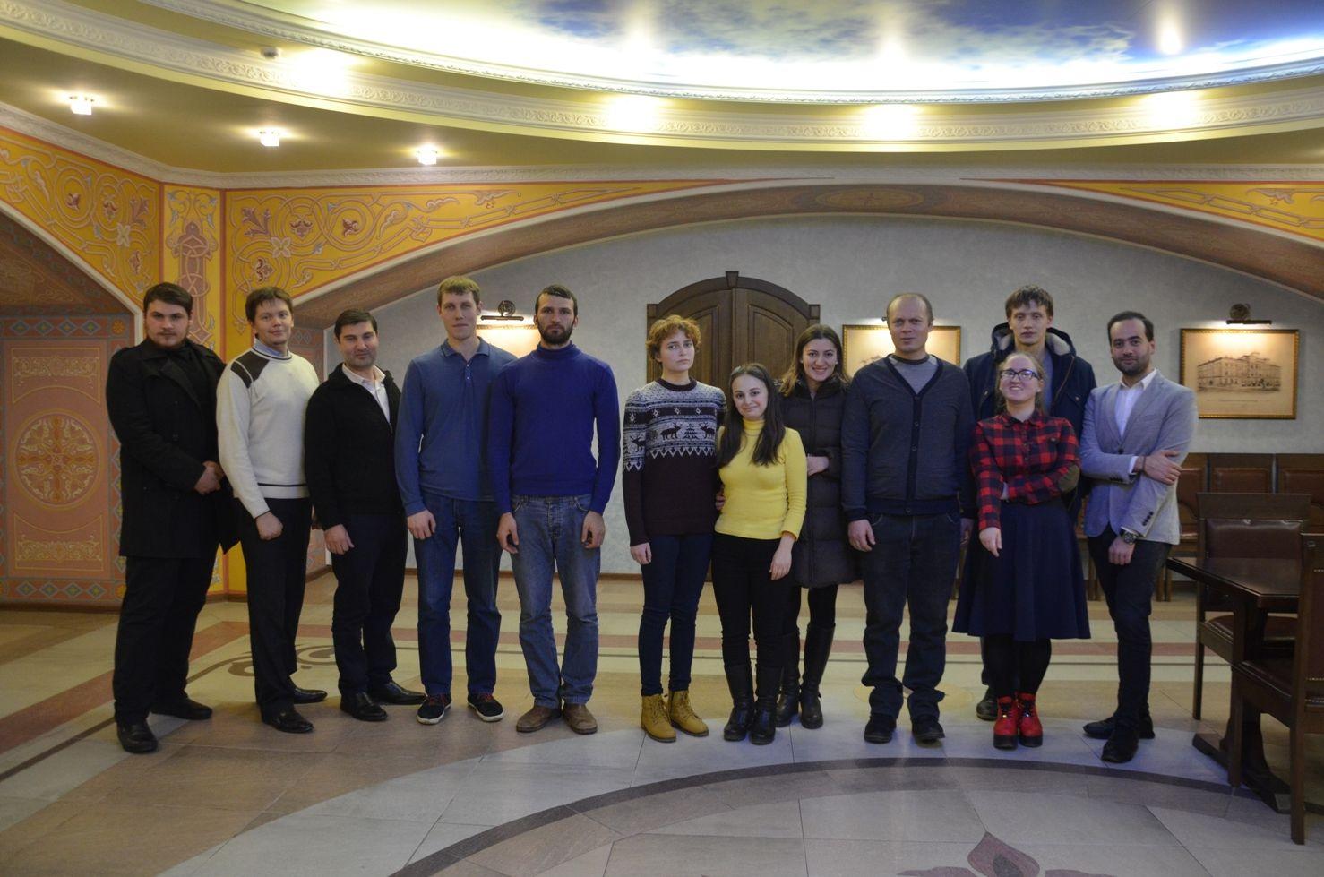 Молодёжный клуб «Православный Кавказ» заработал в Ставрополе