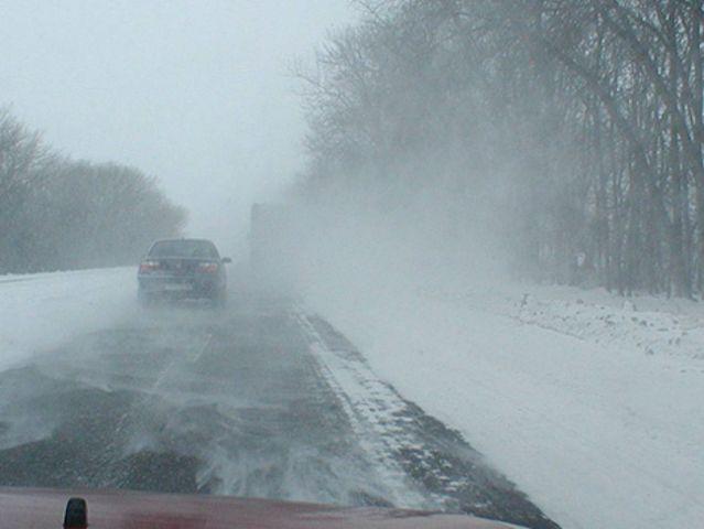 Госавтоинспекция: На ставропольских дорогах наблюдается ухудшение погодных условий