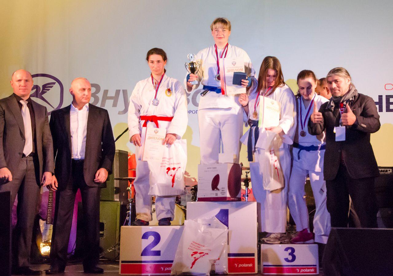 Брянские спортсменки победили наЧемпионате РФ порукопашному бою