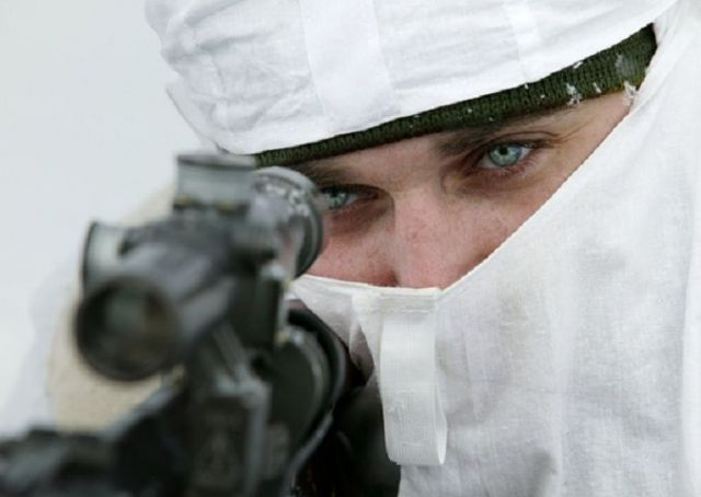 На Ставрополье снайперы приступили к отработке действий в составе малых разведывательных групп