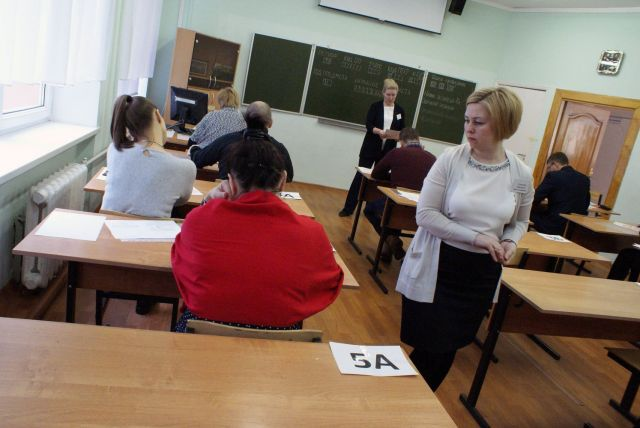 Родители ставропольских школьников сдадут ЕГЭ