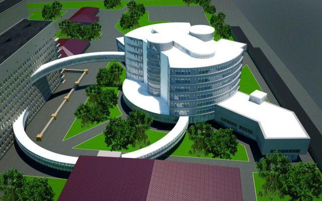 На строительство нового корпуса онкодиспансера в Ставрополе потратят около 4 миллиардов рублей