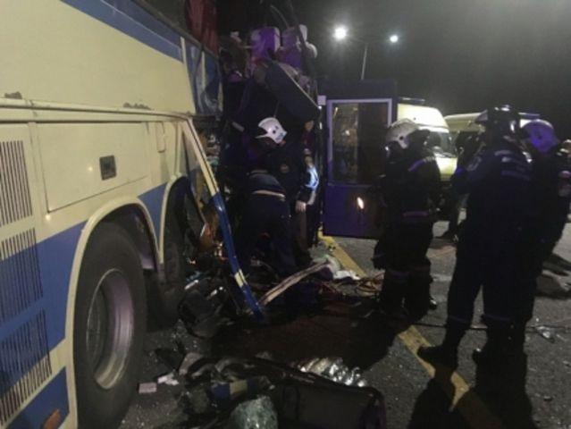 На Ставрополье помогут пострадавшим в ДТП с участием пассажирских автобусов