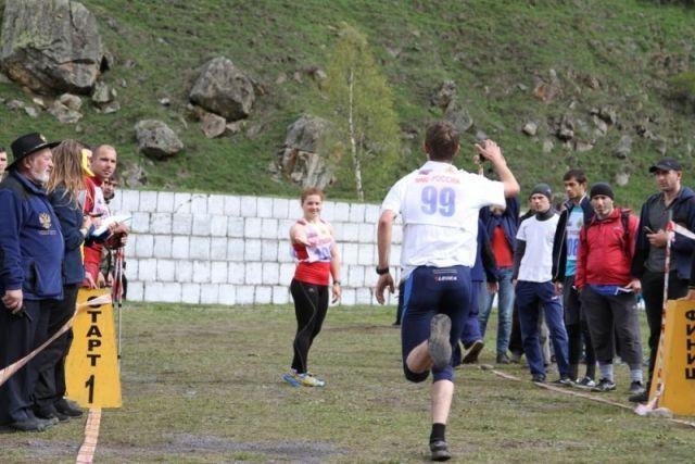 Спасатели Северного Кавказа соревновались втрёхкилометровом кроссе