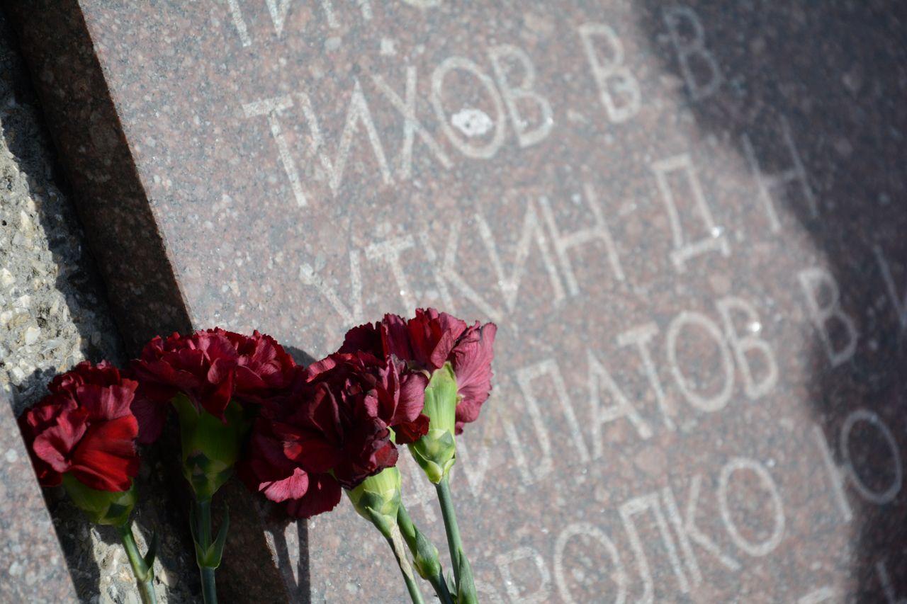 Ставропольцы почтили память земляков, погибших в горячих точках