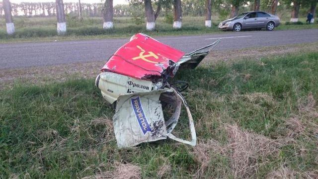 В Ставропольском крае из-за лихачества погиб водитель легковушки