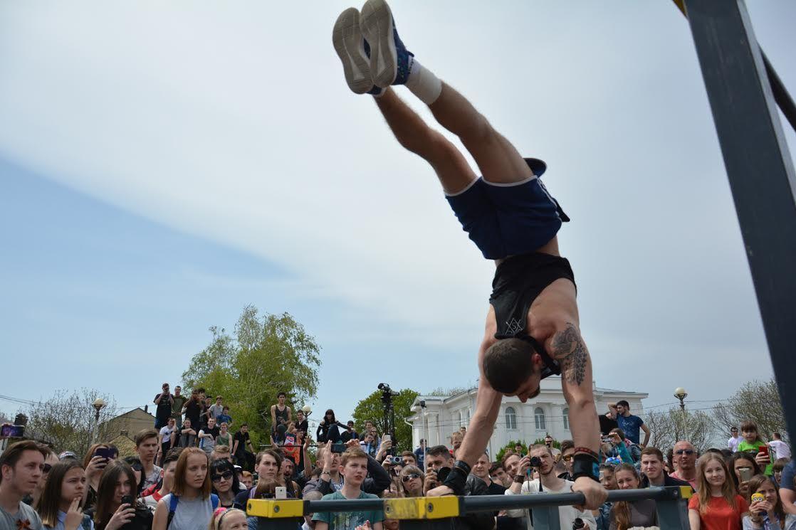 Вставропольском MixBattle поучаствовали 400 наилучших спортсменов совсей страны