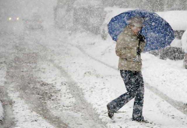 На Ставрополье 18 ноября ожидается сильный снег