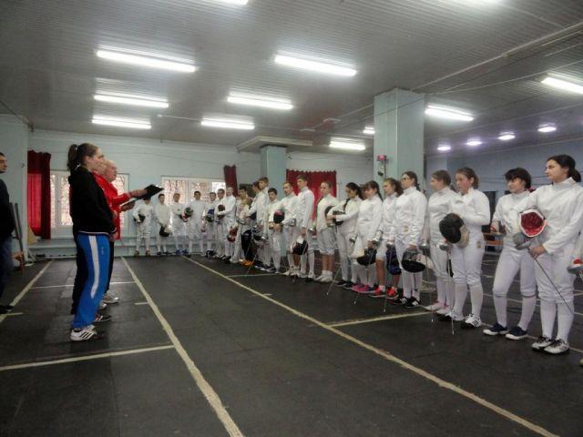 Ставропольские фехтовальщики завоевали «серебро» и «бронзу» на первенстве края