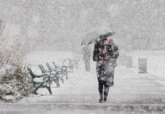 В Ставропольском крае 1 декабря сохраняется холодная ветреная погода