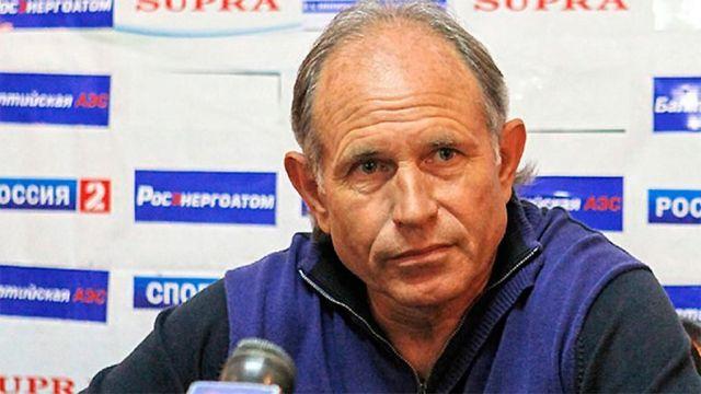 Ставропольское «Динамо» возглавит Евгений Перевертайло