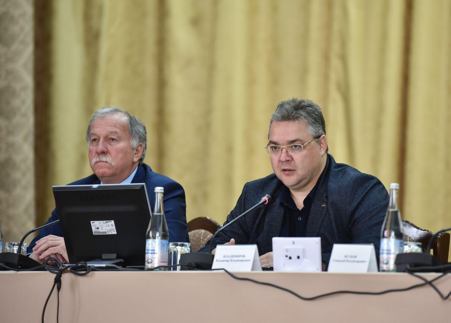Развитие инновационной экосистемы края обсудили на выездном заседании правительства Ставрополья