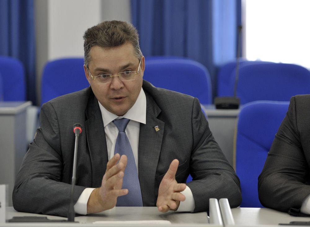 Власти Ставрополья выделят 1 млрд руб наразвитие территорий