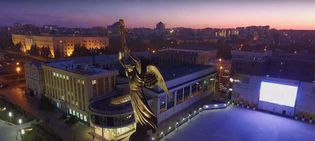 В соцсетях набирает популярность видео аэрофотосъемки, посвящённой 240-летию Ставрополя