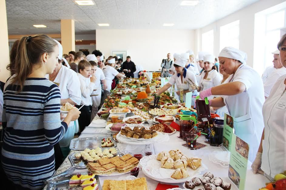 В Ставрополе состоялся мастер-класс для школьных поваров