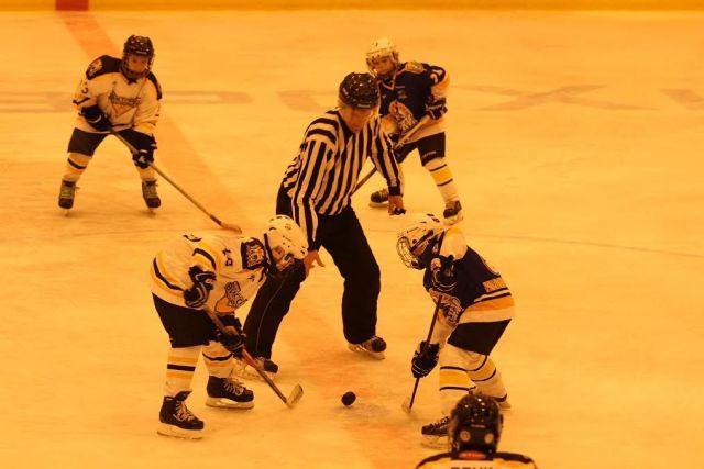 Ставропольская «Виктория» дала хоккейный бой в Краснодарском крае