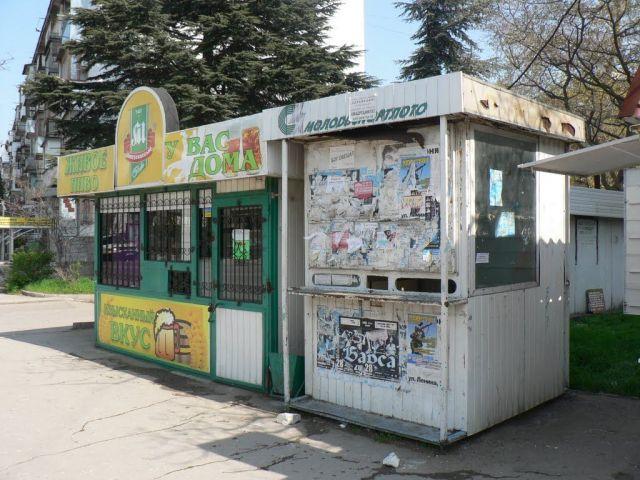 В Ставрополе демонтируют ещё 60 нестационарных торговых объектов