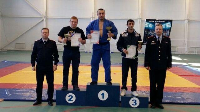 На Ставрополье прошли соревнования по дзюдо среди сотрудников полиции