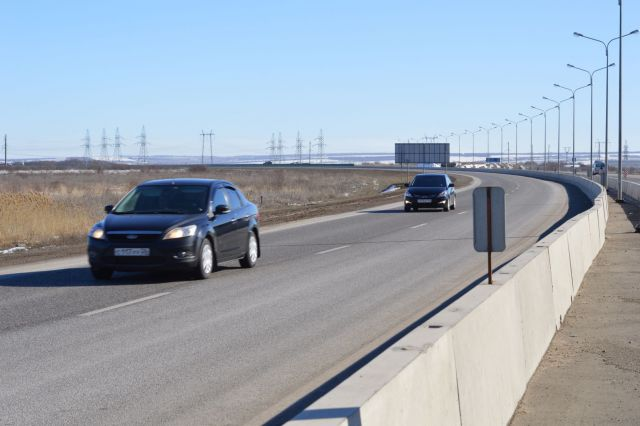 Участок трассы от Ставрополя до Элисты станет безопаснее благодаря новым линиям электроосвещения