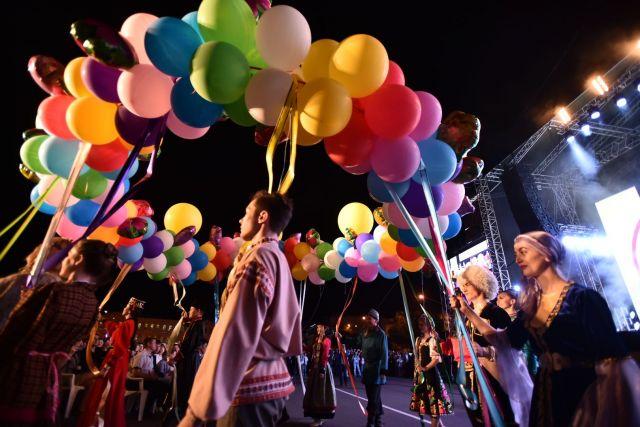 В Ставропольском крае завершился фестиваль «Российская студенческая весна»