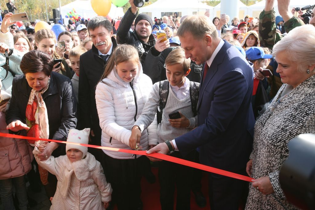 Детский технопарк «Кванториум» открылся наСтаврополье