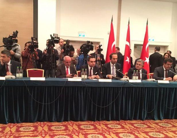 Зампред правительства Ставропольского края поучаствовал в обсуждении российско-турецкого сотрудничества