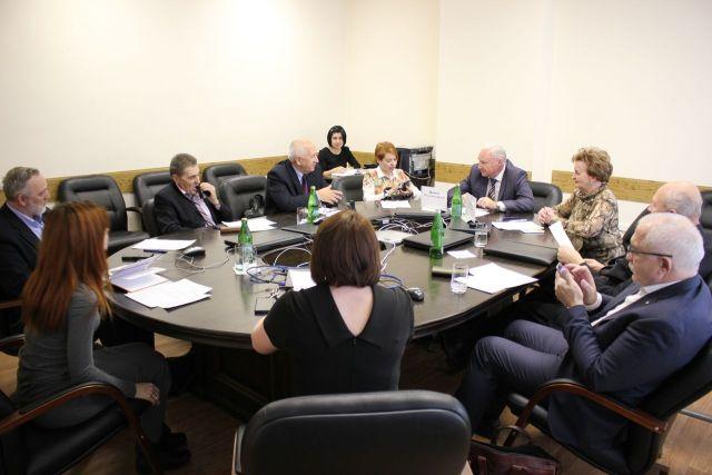 Вопросы противодействия коррупции обсудили в министерстве экономического развития Ставропольского края