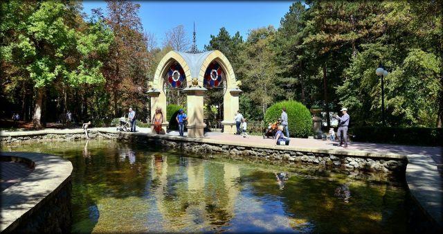 В историческом центре Кисловодска появятся маркизы