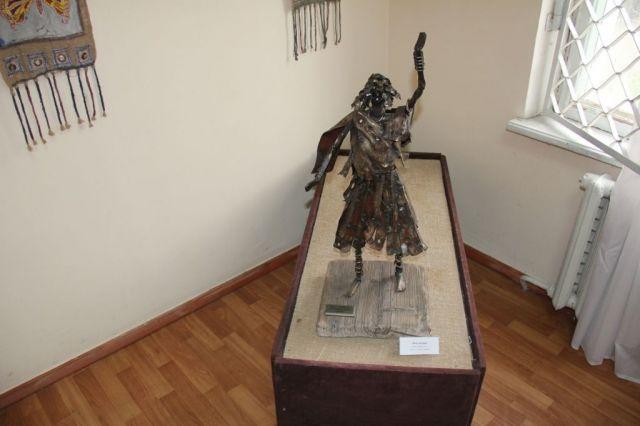 В Невинномысске открылась ежегодная выставка дизайнеров
