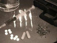 За сутки полицией пресечено девять фактов незаконного оборота наркотиков