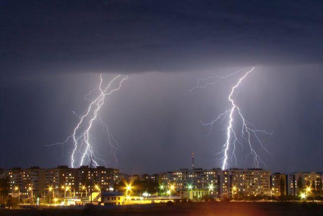 В Ставрополе 2 июля прогнозируются грозы и ливни