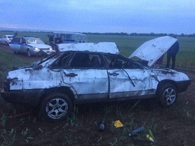 В ДТП погиб 21-летний житель Ставрополья