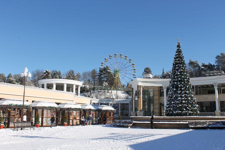 Кисловодск назван самым недорогим курортом для отдыха в новогоднюю ночь — 2018