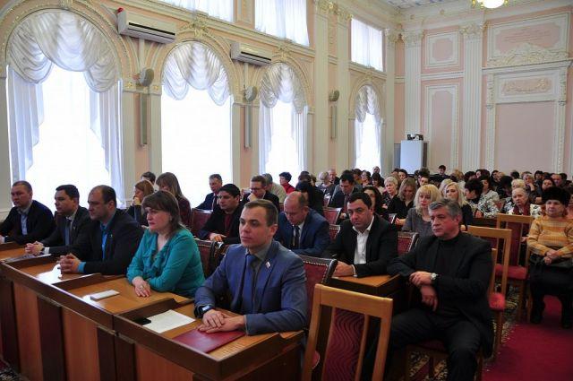 В Ставрополе прошли публичные слушания по внесению изменений в Устав краевого центра