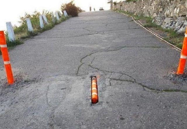 В Пятигорске закрыли проезд для машин на вершину горы Машук