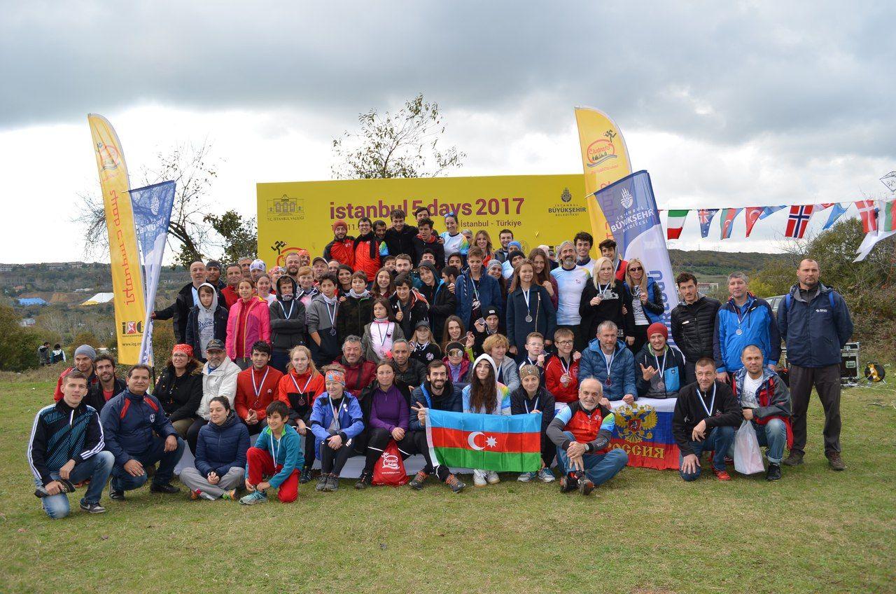 Ставропольские спортсмены достойно выступили на международных соревнованиях «Пять дней Стамбула»