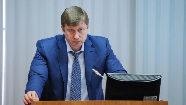 Бывший глава Минстроя Ставропольского края Игорь Васильев заключён под стражу