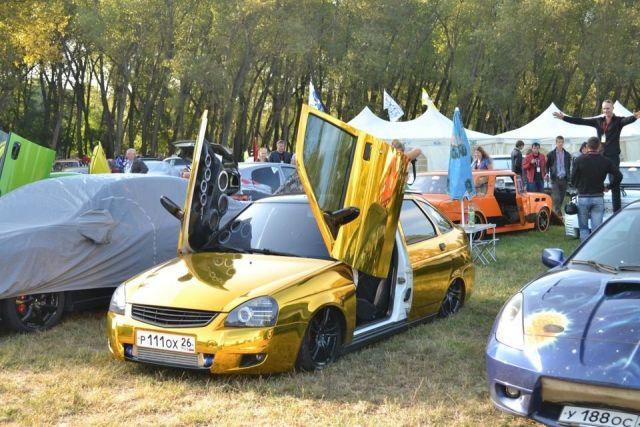 Выставка уникальных автомобилей пройдёт в Ставрополе