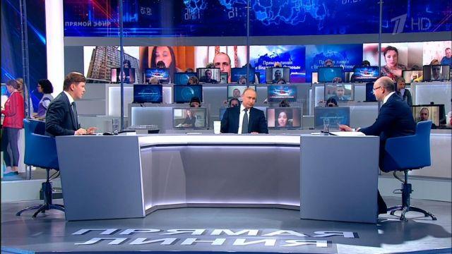 Владимир Путин пообещал не закрывать соцсети