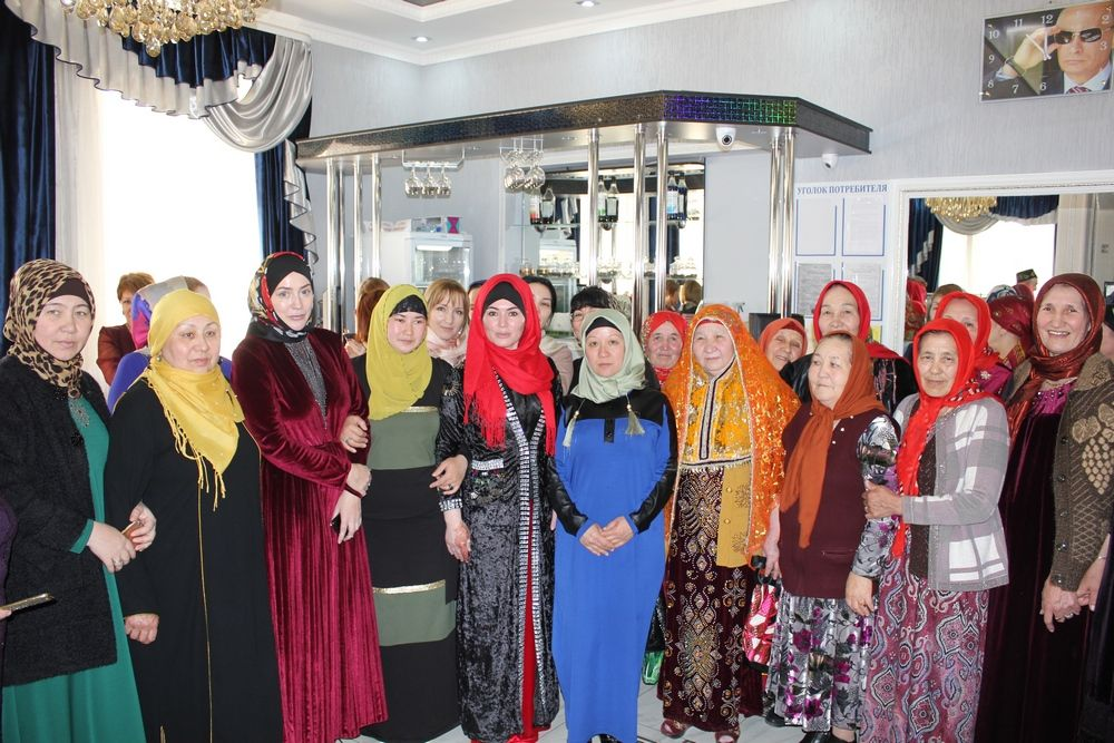 Жительницы Ставрополья обсудили роль женщины в семье, обществе и религии