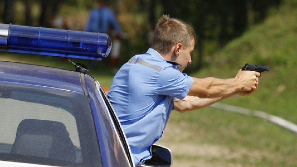 На Ставрополье арестовали водителя BMW, который пытался сбить полицейских